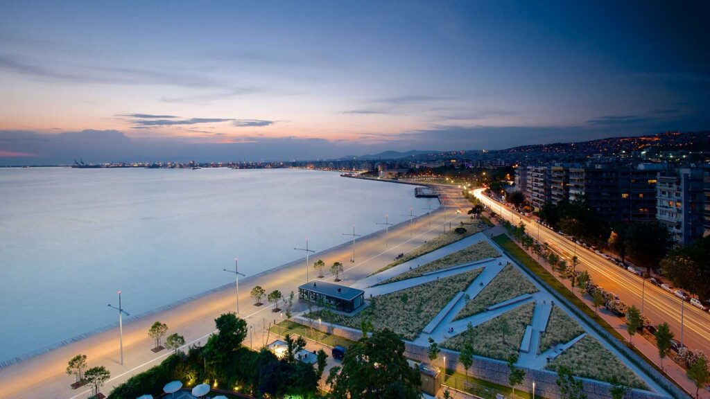 volleyball camps in Greece - Thessaloniki