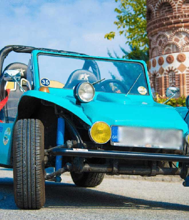 off road cllassic buggy safari