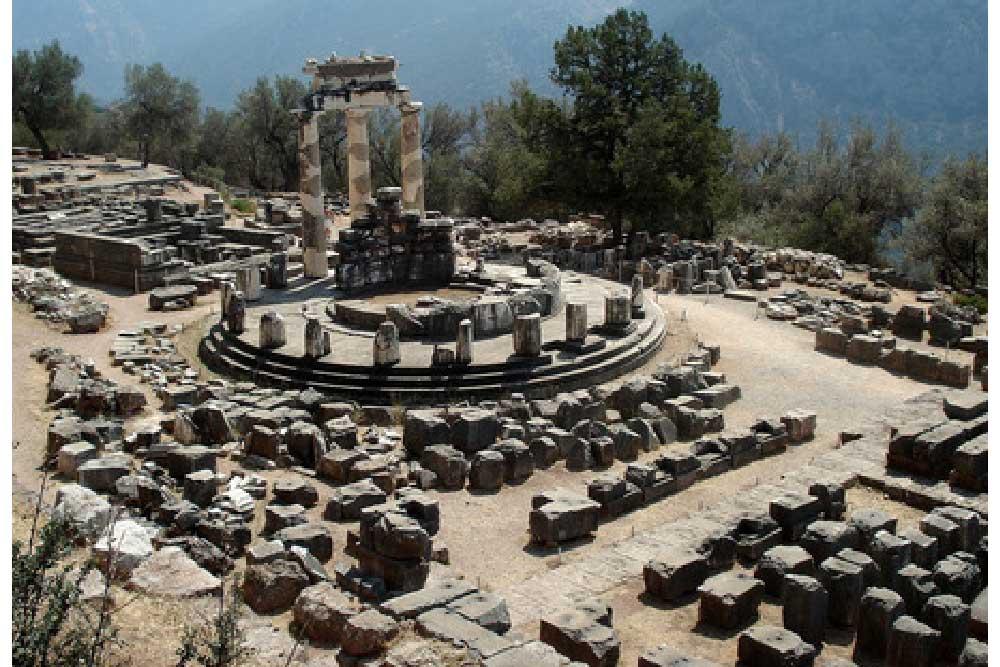 athens - delphi - parnassos - meteora 3